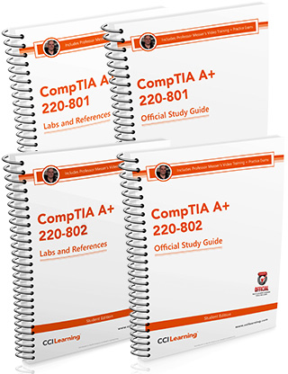 CompTIA A+ 220-801 Official Study Guide