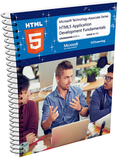 Microsoft Technology Associate Series HTML5 Application Development Fundamentals Courseware