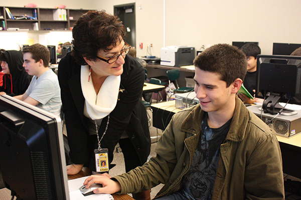 RHS students acquire job-related skills with Microsoft IT Academy