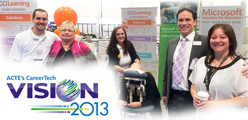 CCI Learning at ACTE Vision 2013