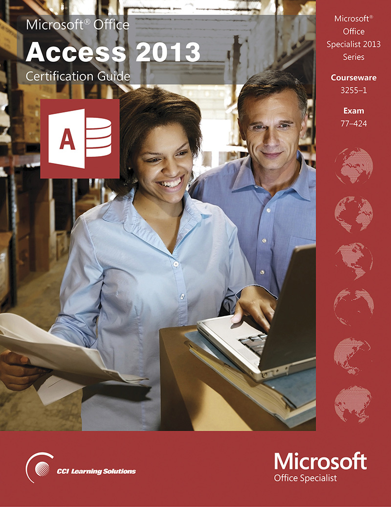 Microsoft access 2013 certification guide now available cci microsoft access 2013 certification guide 1betcityfo Gallery