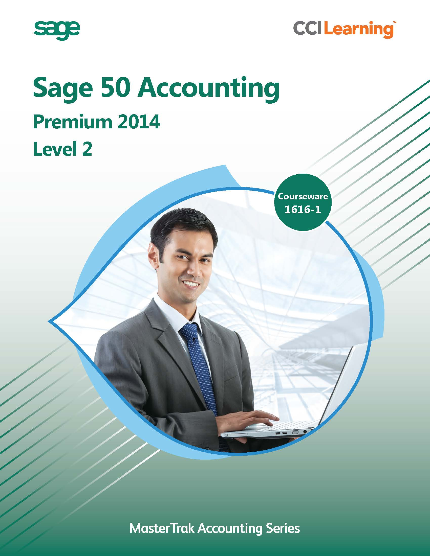Sage 50 Accounting Level 2 Cover