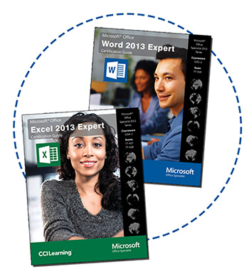 Microsoft Office 2013 Word and 2013 Excel Expert Certification Guide