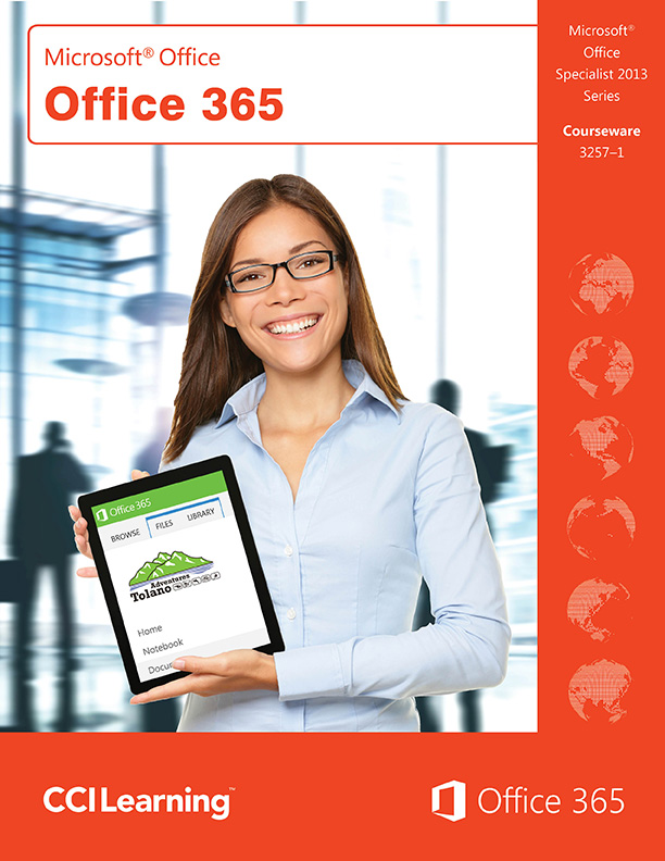 CCI Learning Office 365 Courseware