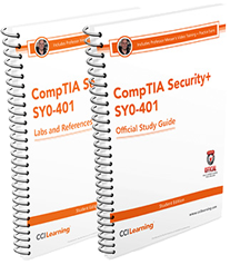 CompTIA Security+ SY0-401 Official Study Guide