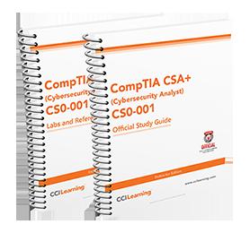 CompTIA CSA+ Cybersecurity Analyst CS0-001
