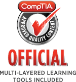 official CompTIA approved content